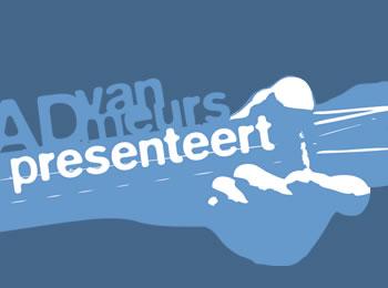 Ad van Meurs presenteeert